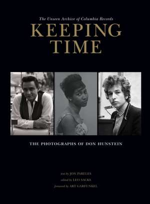 KEEPING TIME de JON PARELES