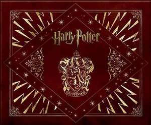 Harry Potter: Gryffindor Deluxe Stationery Set de Insight Editions