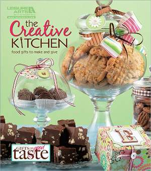 The Creative Kitchen de  Leisure Arts