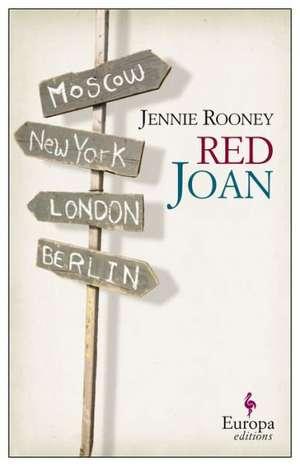 Red Joan de Jennie Rooney