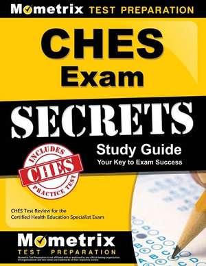 CHES Exam Secrets, Study Guide