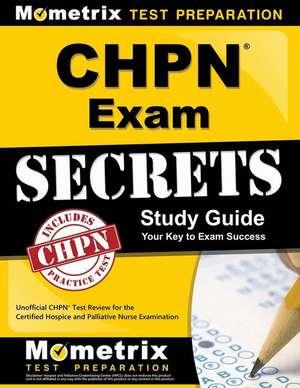 CHPN Exam Secrets, Study Guide