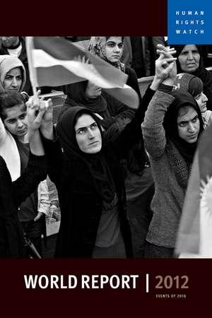 World Report 2012 de Human Rights Watch