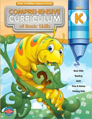 Comprehensive Curriculum of Basic Skills, Grade K de American Education Publishing
