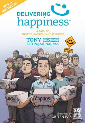 Delivering Happiness imagine