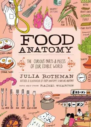 Food Anatomy de Julia Rothman