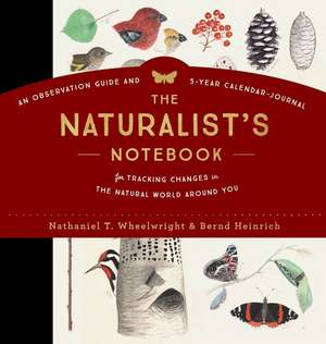 The Naturalist's Daybook