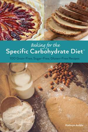 Baking For The Specific Carbohydrate Diet imagine