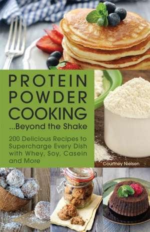 Protein Powder Cooking... Beyond the Shake