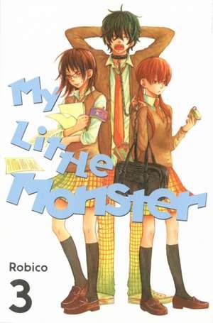 My Little Monster 3 de  Robico
