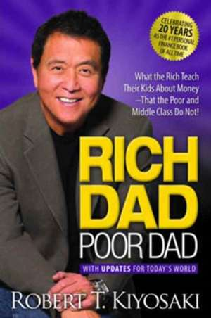 Rich Dad Poor Dad de Robert Kiyosaki