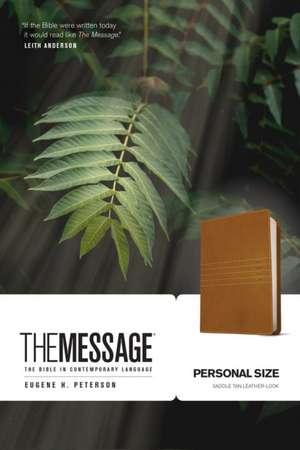 Message-MS-Personal Size de Eugene H. Peterson