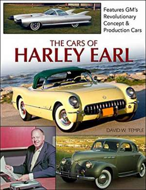 The Cars of Harley Earl
