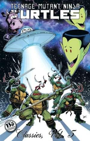 Teenage Mutant Ninja Turtles Classics, Volume 5