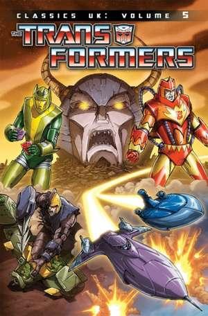 Transformers Classics UK