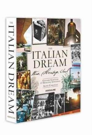 The Italian Dream Book de Gelasio Gaetani D'Aragona Lovatelli