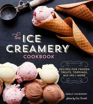The Ice Creamery Cookbook:  Tips for Every Motorcyclist de Shelly Kaldunski