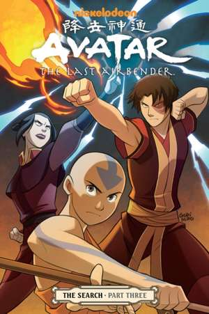 Avatar: The Last Airbender#the Search Part 3 de Gene Luen Yang