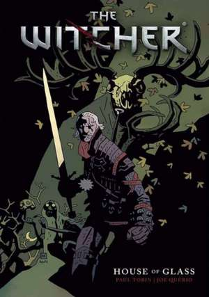 The Witcher Graphic Novel House Of Glass de Paul Tobin