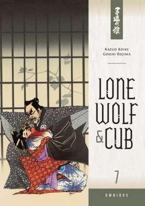 Lone Wolf And Cub Omnibus Volume 7 de Kazuo Koike