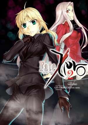 Fate / Zero Volume 2