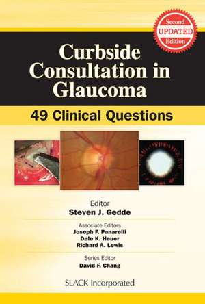 Curbside Consultation in Glaucoma