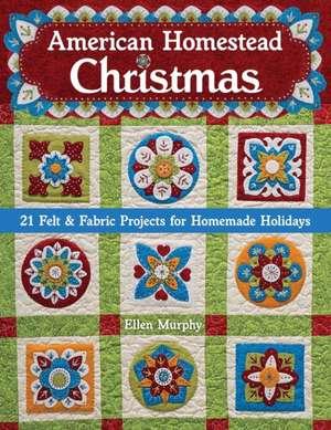 American Homestead Christmas de Ellen Murphy