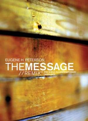 Message Remix 2.0 Bible-MS:  The Bible in Contemporary Language de Steve Moore
