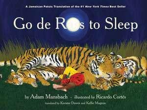 Go De Rass To Sleep de Adam Mansbach