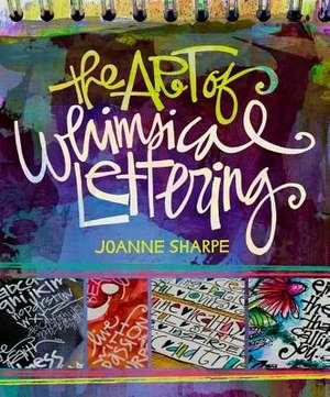 The Art of Whimsical Lettering imagine