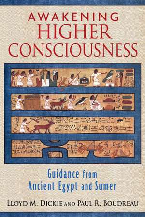 Awakening Higher Consciousness