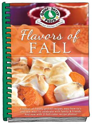 Flavors of Fall de Gooseberry Patch