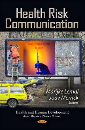 Health Risk Communication