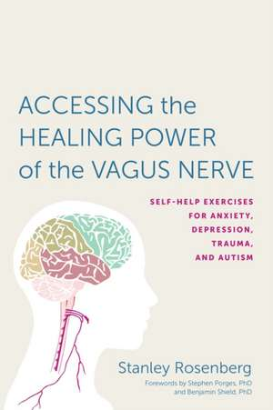 Accessing the Healing Power of the Vagus Nerve:  Self-Help Exercises for Anxiety, Depression, Trauma, and Autism de Stanley Rosenberg