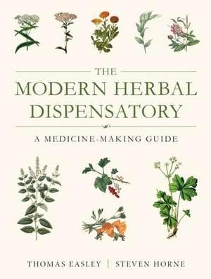 The Modern Herbal Dispensatory