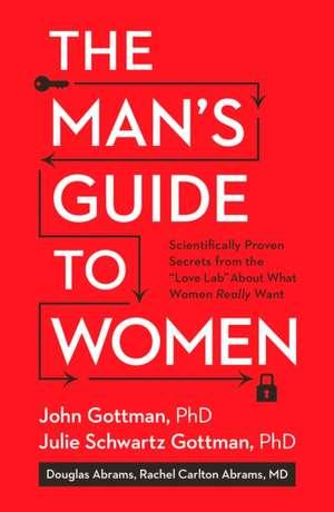 The Man's Guide to Women de Ph.D. Gottman, John M.