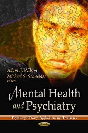 Mental Health & Psychiatry