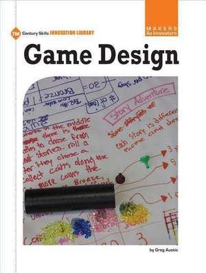Game Design de Greg Austic