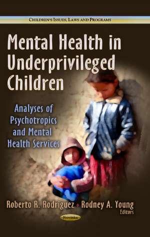 Mental Health in Underprivileged Children imagine