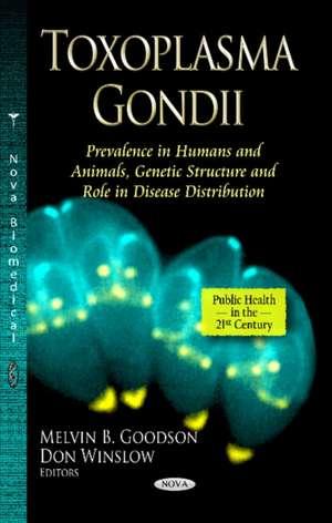 Toxoplasma Gondii imagine