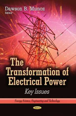 Transformation of Electrical Power imagine
