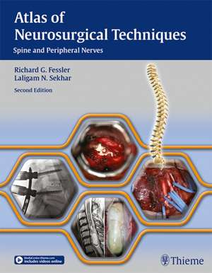 Atlas of Neurosurgical Techniques - Spine and Peripheral Nerves