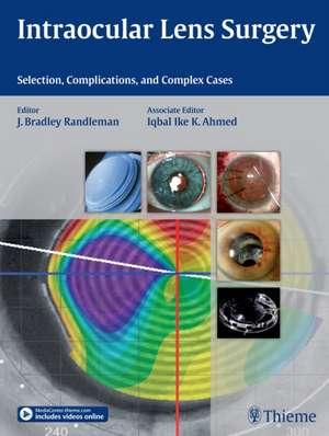 Intraocular Lens Surgery