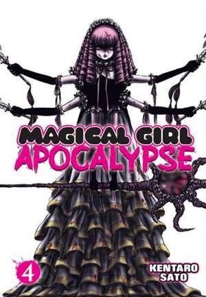Magical Girl Apocalypse, Volume 4