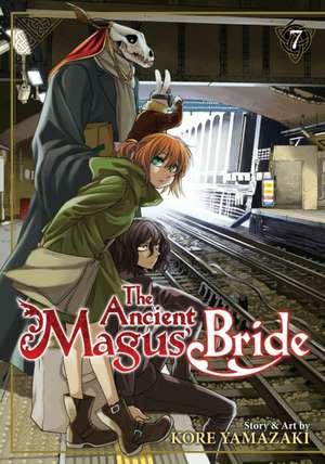 The Ancient Magus' Bride Vol. 7 de Kore Yamazaki