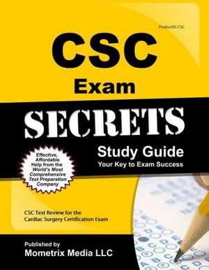 CSC Exam Secrets Study Guide