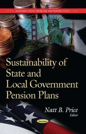 Sustainability of State and Local Government Pension Plans imagine