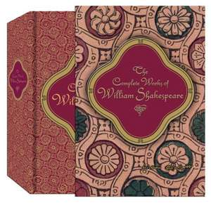 The Complete Works of William Shakespeare:  Over 1000 Stencils and Ideas for Customizing Your Own Unique Tattoo de William Shakespeare