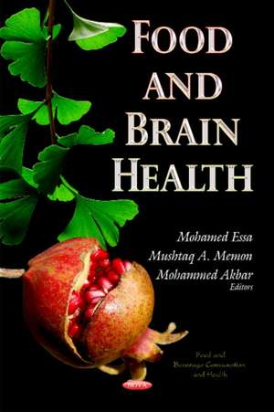 Food and Brain Health
