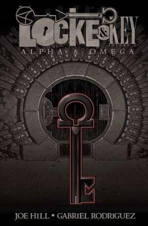 Locke & Key Volume 6:  Alpha & Omega de Joe Hill